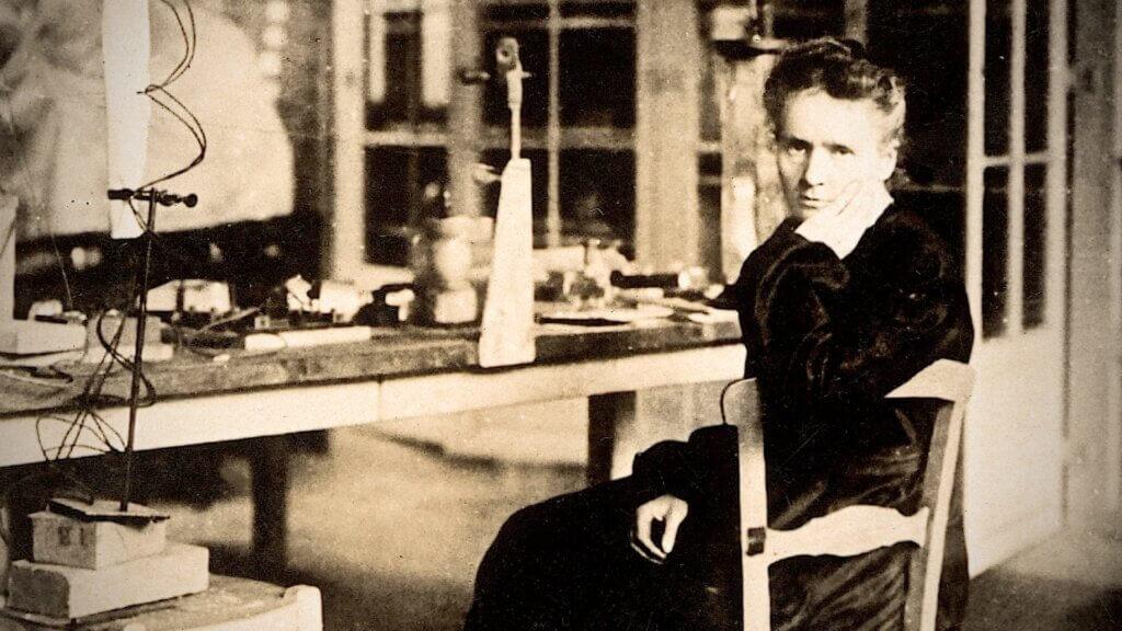 Maria-Curie